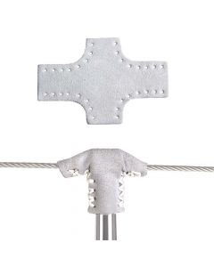 Leather protection for stanchion pole #1155