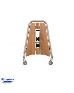 Classic Bowsprit Powerboat Anchor Holder 70x48 cm 25-40 ft