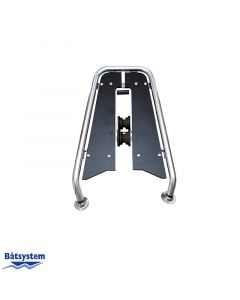 Classic Blackline Bowsprit Powerboat Anchor Holder 70x48 cm 25-40 ft