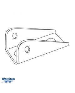 Bowsprit Fitting 32 mm FM10