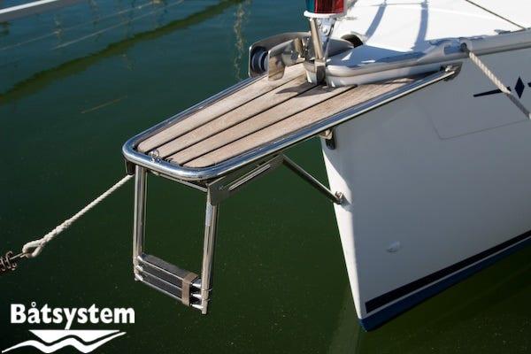Bavaria 33 Cruiser Bowsprit